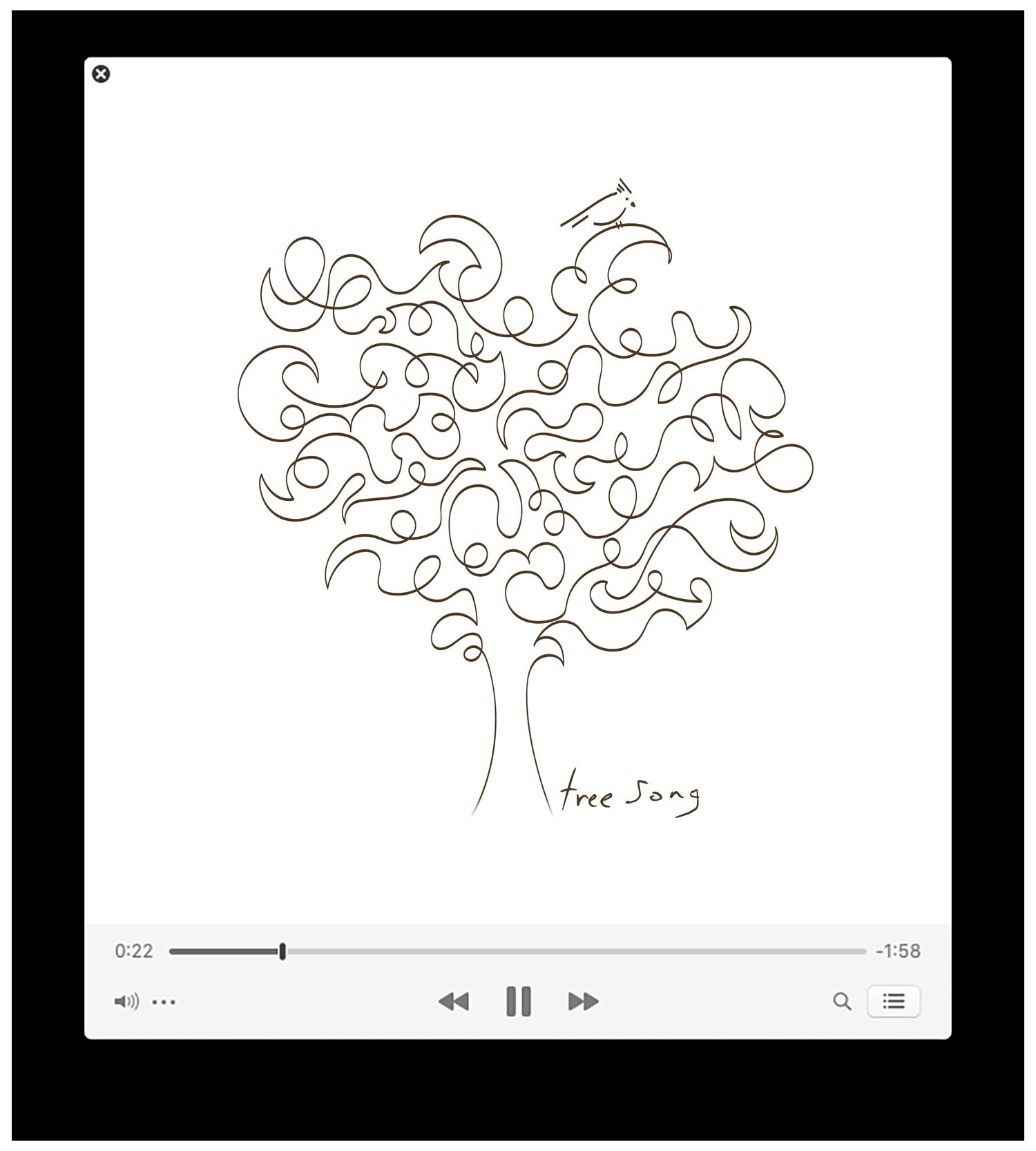 Tree Song Album Art