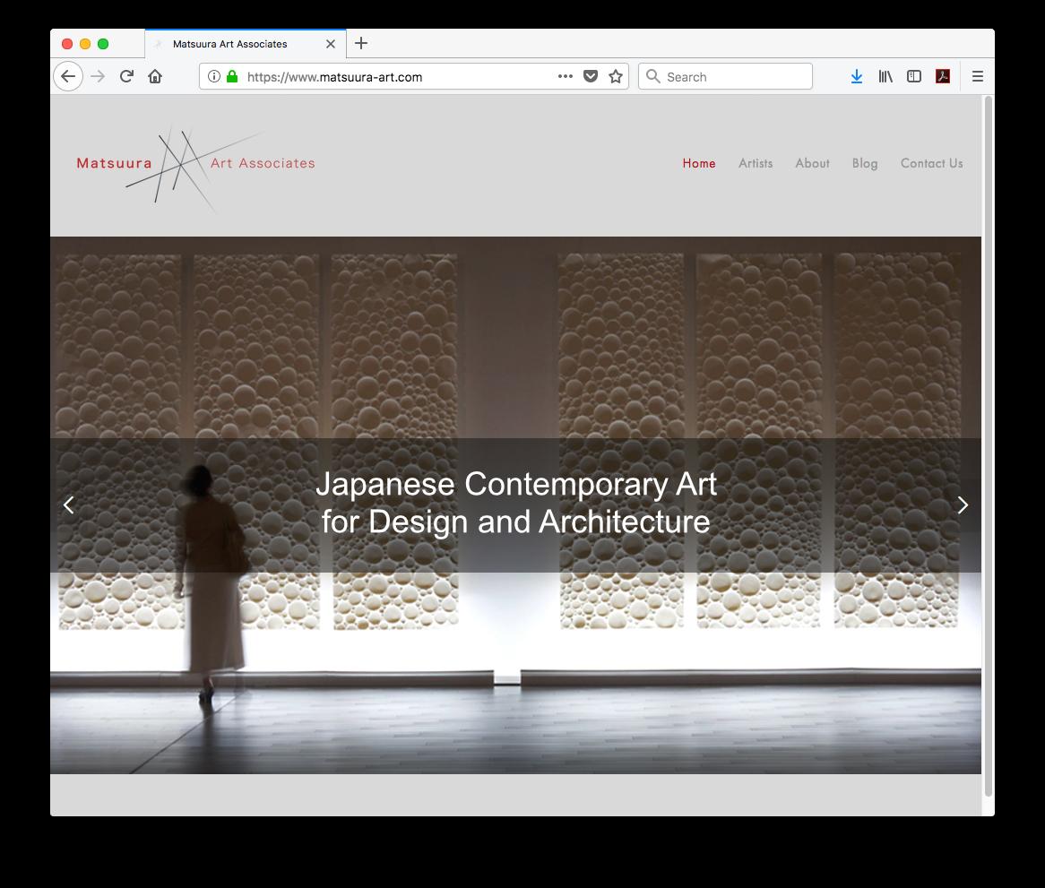 MAA-website